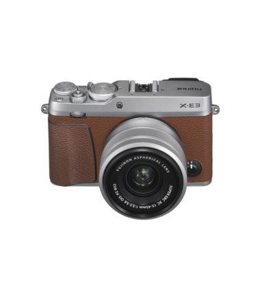 Fujifilm X-E3 Kit (23mm F2) Brown
