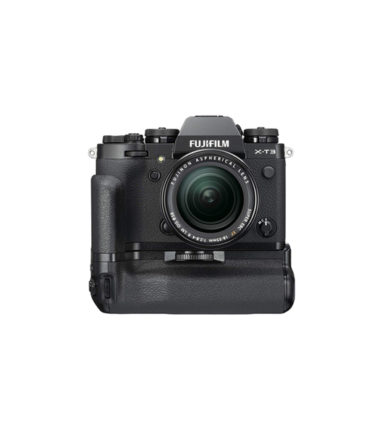 Fujifilm X-T3 KIT With XF 35mm f2 R WR + VG-XT3 Vertical Battery Grip (Black)