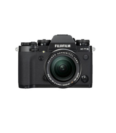 Fujifilm X-T3 Kit with 18-55mm Black