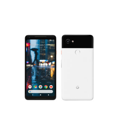 Google Pixel 2 XL 64GB Black & White (GO11C)
