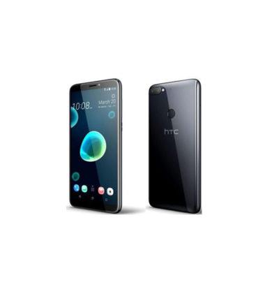HTC Desire 12 (Dual SIM, 32GB-3GB, Black)