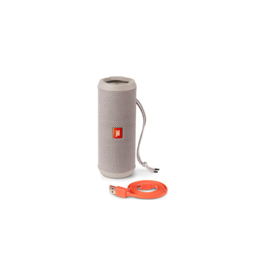 JBL Flip 3 Speaker Grey
