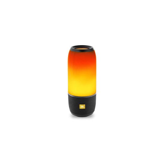 JBL Pulse 3 Waterproof Bluetooth Speaker (Black)