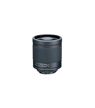 Kenko 400mm F8 lens with T-mount adapter (Olympus)