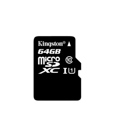 Kingston MicroSDXC (Read80mbs, 64GB)