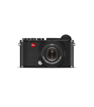 Leica CL Mirrorless Camera with 18-56mm Lens (Black)