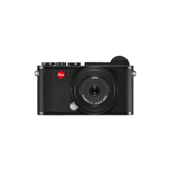 Leica CL Mirrorless Digital Camera with 18mm F2