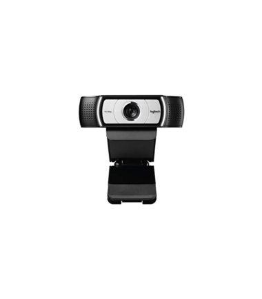 Logitech-C930e Webcam-Silver