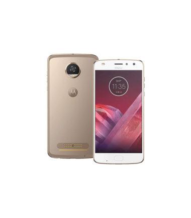 Motorola Moto Z2 Play Dual XT1710 (Gold, 64GB4GB, English Box)