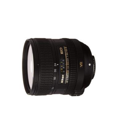 Nikon AF-S Nikkor 24-85mm f3.5-4.5G ED VR (Retail Box)