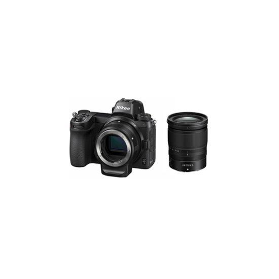 Nikon Z7 + NIKKOR Z 24-70mm f4 S