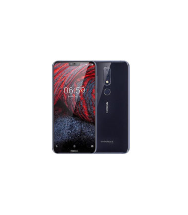 Nokia 6.1 Plus TA-1103 DS (64GB-4GB, Blue)