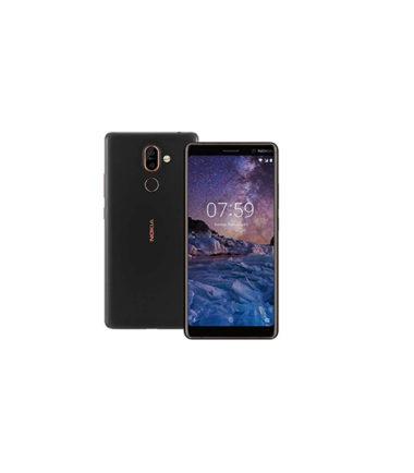 Nokia 7 Plus TA-1046 DS (64GB-4GB, Black)
