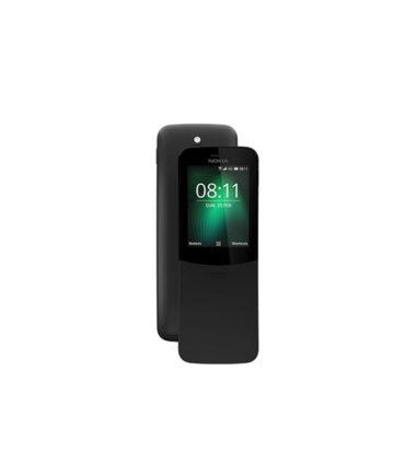 Nokia 8110 4G TA-1059 DS (Black)