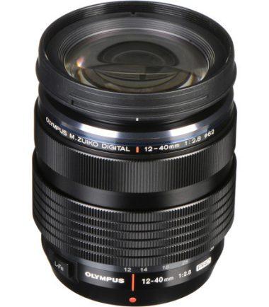 Olympus M.Zuiko ED 12-40mm F/2.8 Pro Black (Retail Packing)