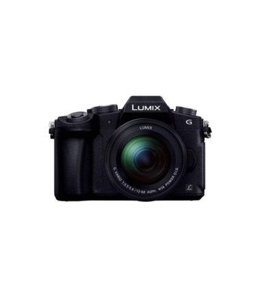 Panasonic Lumix DMC-G8M Kit with 12-60mm Lens Black (Japanese Version)