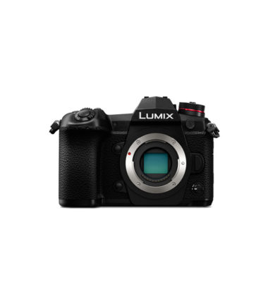 Panasonic Lumix DMC-G9 Body Black