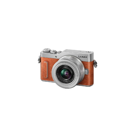 Panasonic Lumix DMC-GF10K Kit (12-32mm) Orange