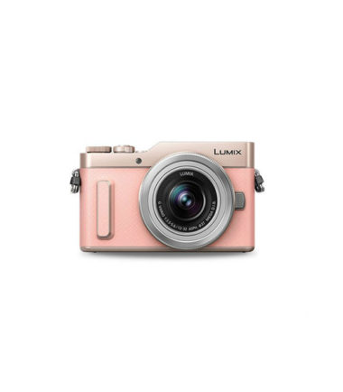 Panasonic Lumix DMC-GF10K Kit (12-32mm) Pink