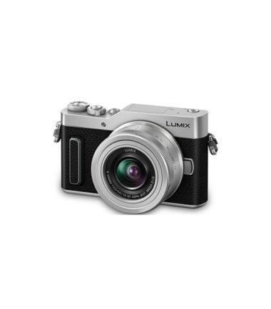 Panasonic Lumix DMC-GF10K Kit (12-32mm) Silver
