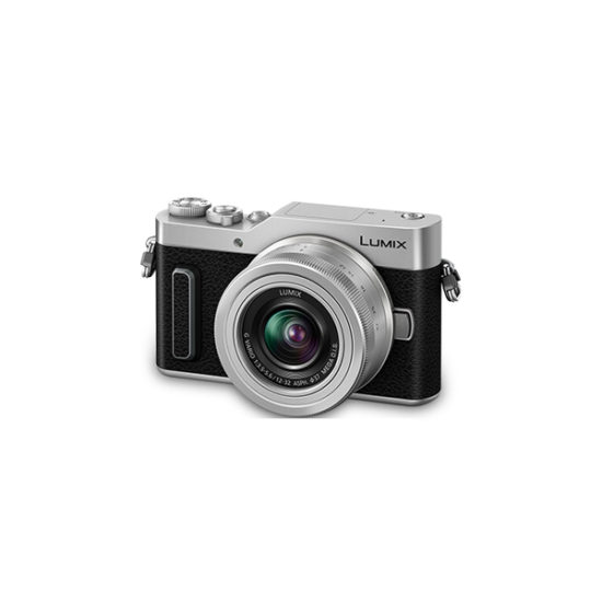 Panasonic Lumix DMC-GF10K Kit (12-32mm) Silver