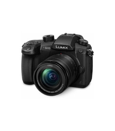 Panasonic Lumix DMC GH5M Kit (12-60mm F3.5-5.6) Black