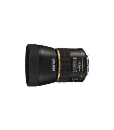 Pentax SMC DA 55mm F1.4 SDM Black