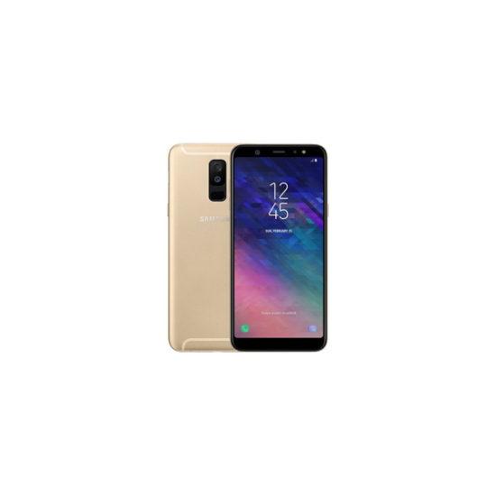 Samsung Galaxy A6+ 2018 A605G DS (32GB4GB, Gold)