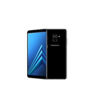 Samsung Galaxy A8 2018 A530F Dual SIM Black (32GB 3GB)