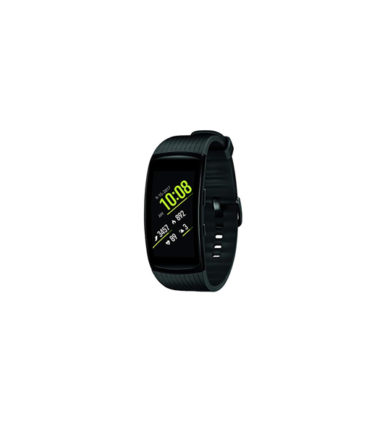Samsung Gear Fit 2 Pro Fitness Band (Large, Black)