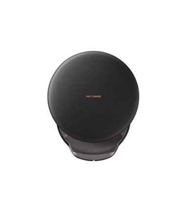 Samsung Wireless Charger Stand Convertible EP-PG950TBEGAE With Charger Adapter (Black)