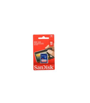 Sandisk microSDXC Class 4 (16GB)