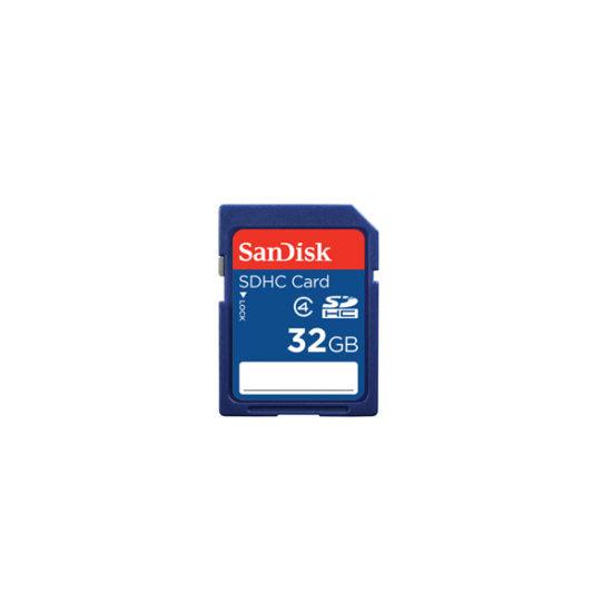 Sandisk microSDXC Class 4 (32GB)