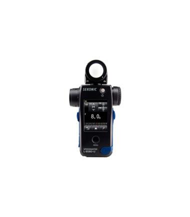 Sekonic L-858D Speedmaster Light Meter Black