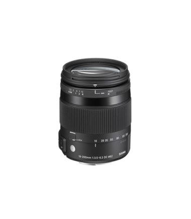 Sigma 18-200MM F3.5-6.3 DC MACRO OS HSM Contemporary Lens for Nikon