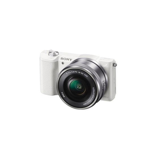 Sony A5100L Kit (16-50mm) White