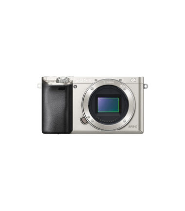Sony A6000 Kit (16-50mm & 55-210mm) Silver