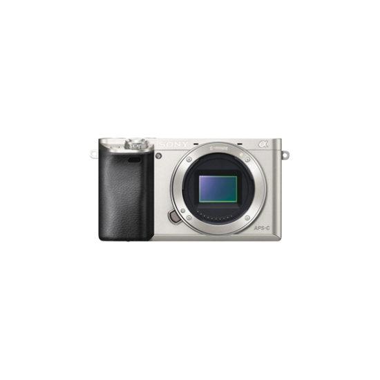 Sony A6000 Kit (16-50mm & 55-210mm) Silver
