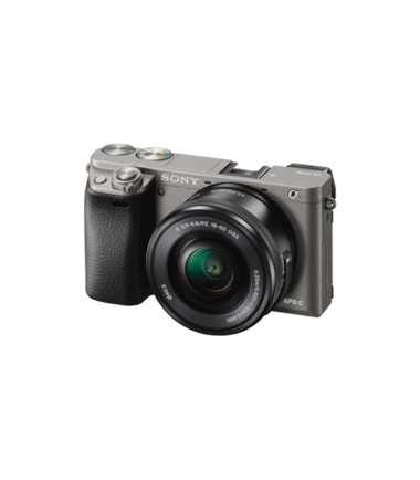 Sony A6000 Kit (16-50mm) Graphite