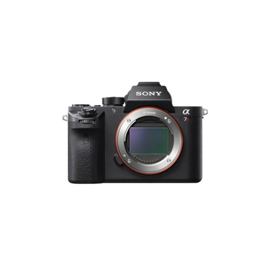 Sony A7R Mark II Body Black2
