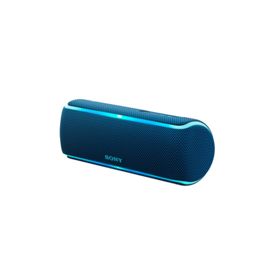 Sony SRS-XB21 Extra Bass Portable BT Speaker (Blue)