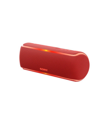 Sony SRS-XB21 Extra Bass Portable BT Speaker (Red)