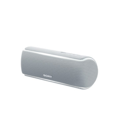 Sony SRS-XB21 Extra Bass Portable BT Speaker (White)