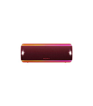 Sony SRS-XB31 Extra Bass Portable BT Speaker (Red)