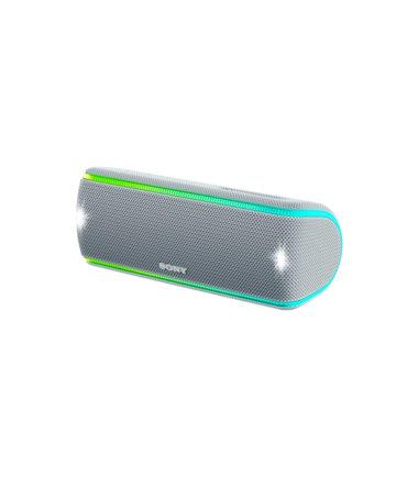 Sony SRS-XB31 Extra Bass Portable BT Speaker (White)