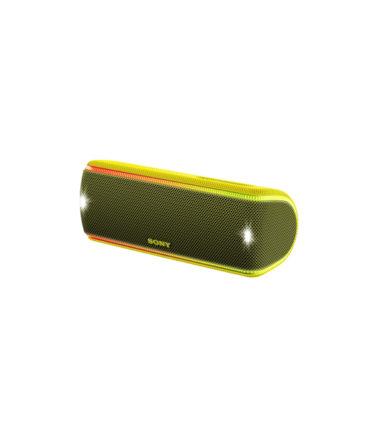 Sony SRS-XB31 Extra Bass Portable BT Speaker (Yellow)