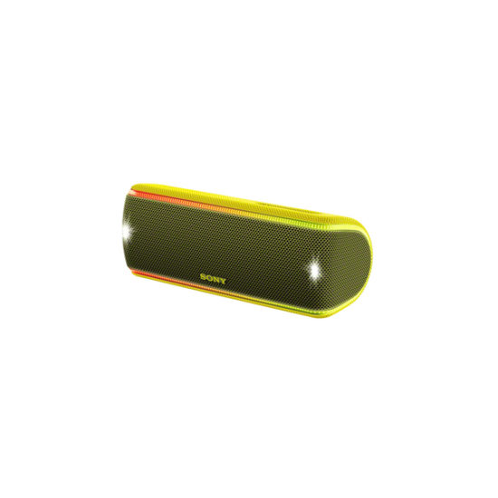 Sony SRS-XB31 Extra Bass Portable BT Speaker (Yellow)