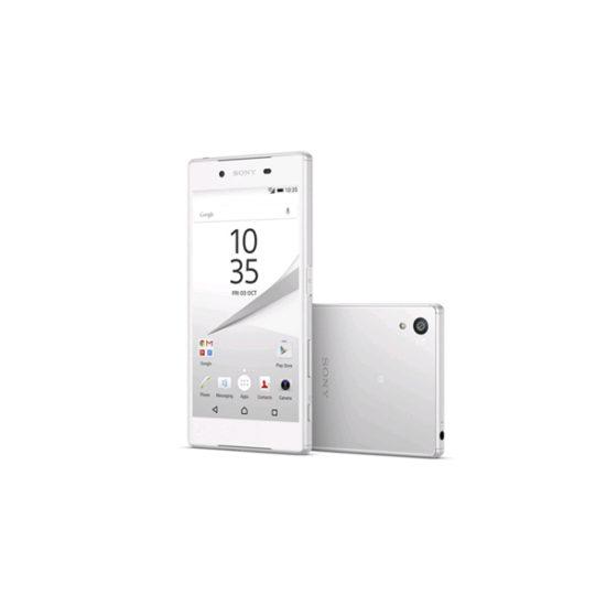 Sony Xperia Z5 E6633 32GB White (Dual SIM, 4G)