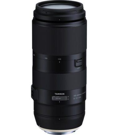 Tamron 100-400mm F/4.5-6.3 Di VC USD For Canon (A035E)