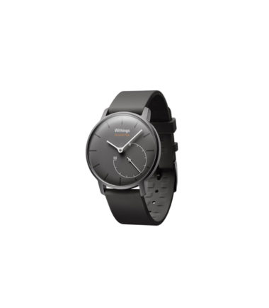Withings Activite Steel Fitness Tracker (BlackBlack)